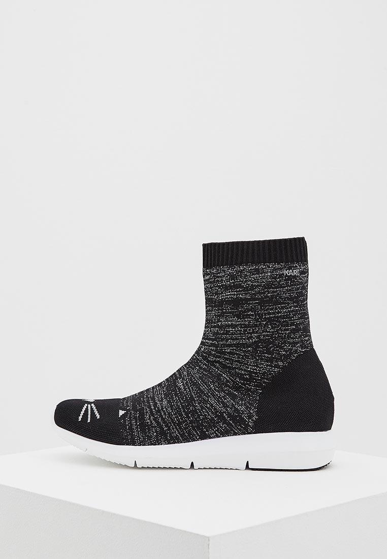 Женские кроссовки Karl Lagerfeld Kl61165
