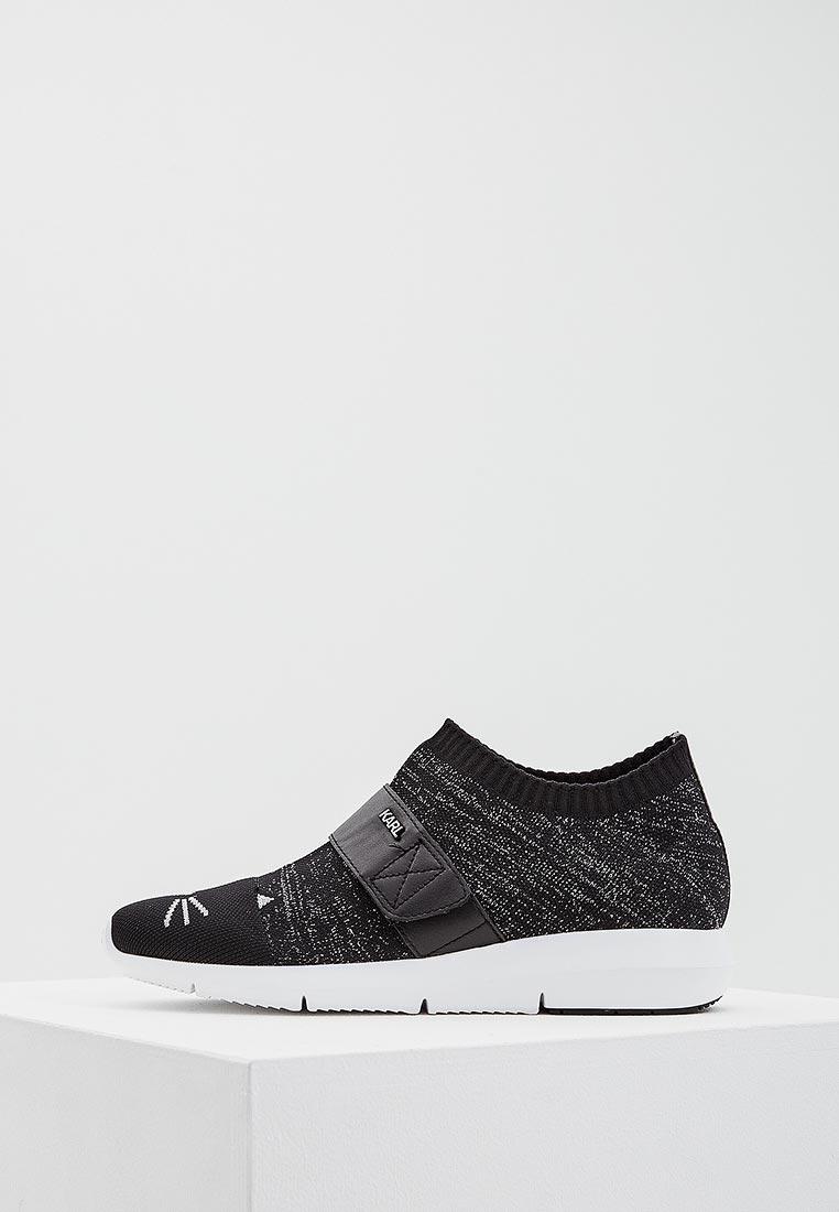 Женские кроссовки Karl Lagerfeld Kl61130