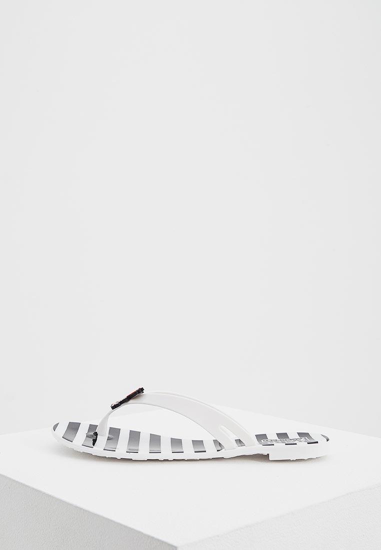 Женские сланцы Karl Lagerfeld Kl80003