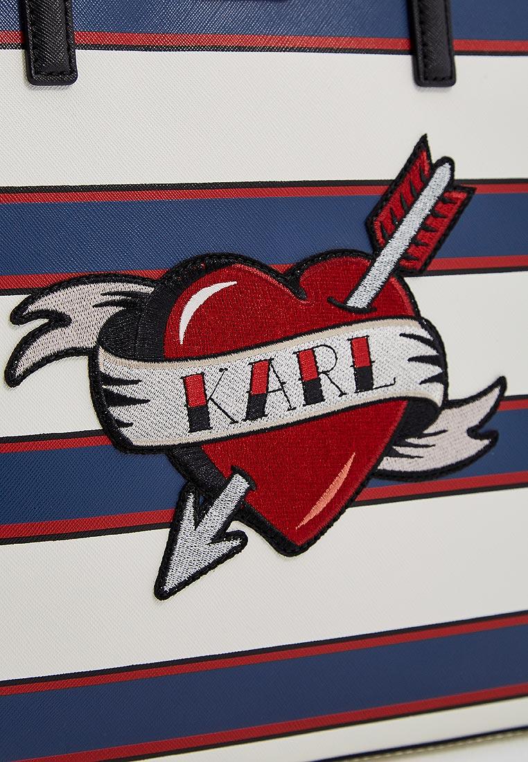 Сумка Karl Lagerfeld 81kw3083: изображение 3