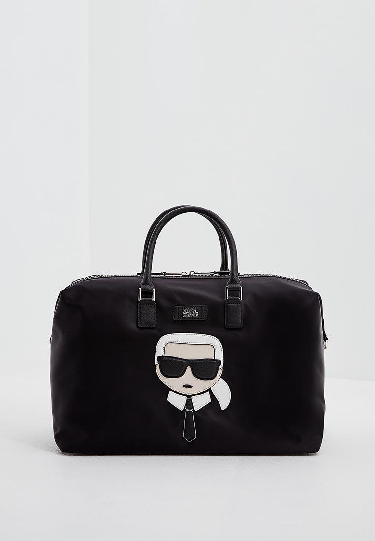 Дорожная сумка Karl Lagerfeld 81kw3101