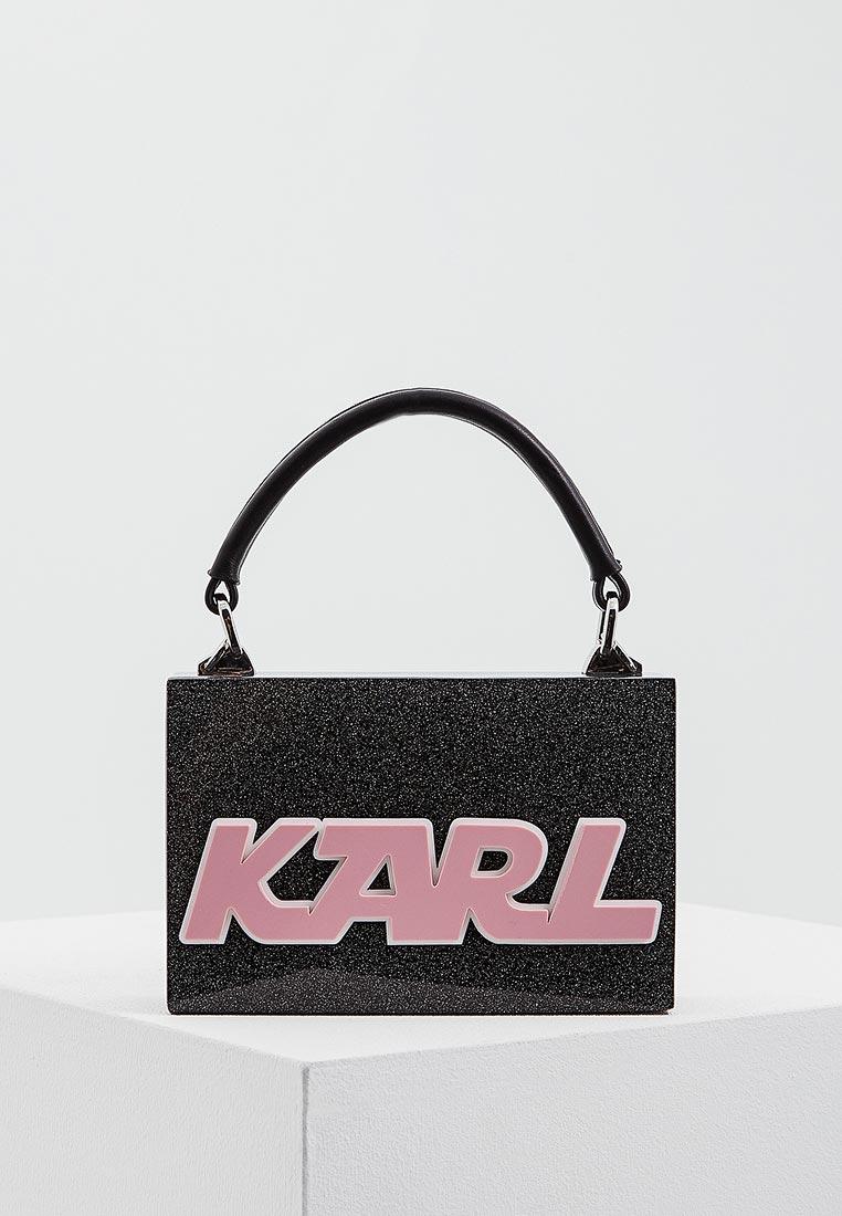 Клатч Karl Lagerfeld 81kw3078