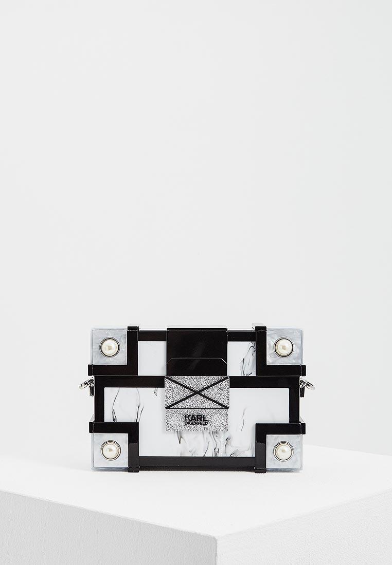 Клатч Karl Lagerfeld 81kw3096