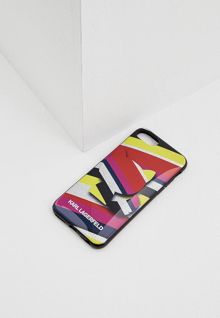 Чехол для телефона Karl Lagerfeld KLSTRIP1