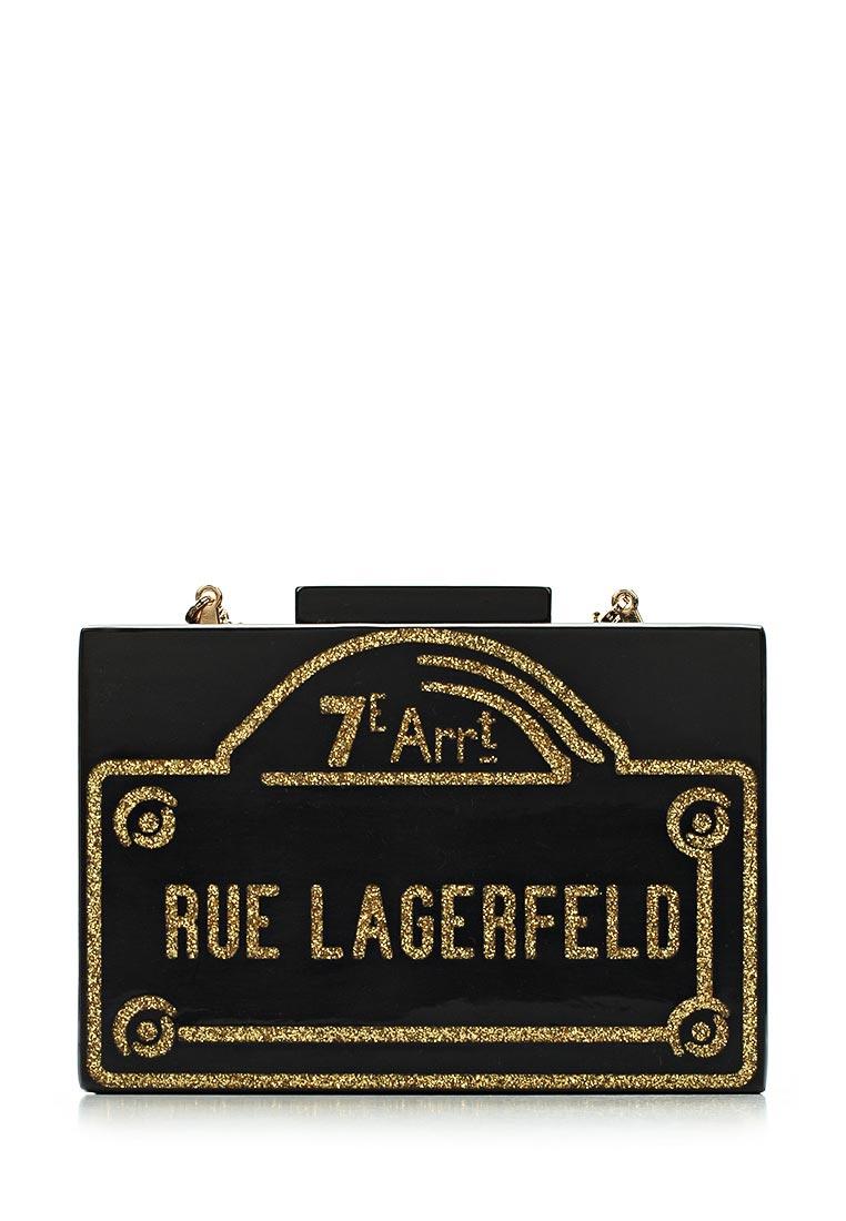 Клатч Karl Lagerfeld 76KW3095