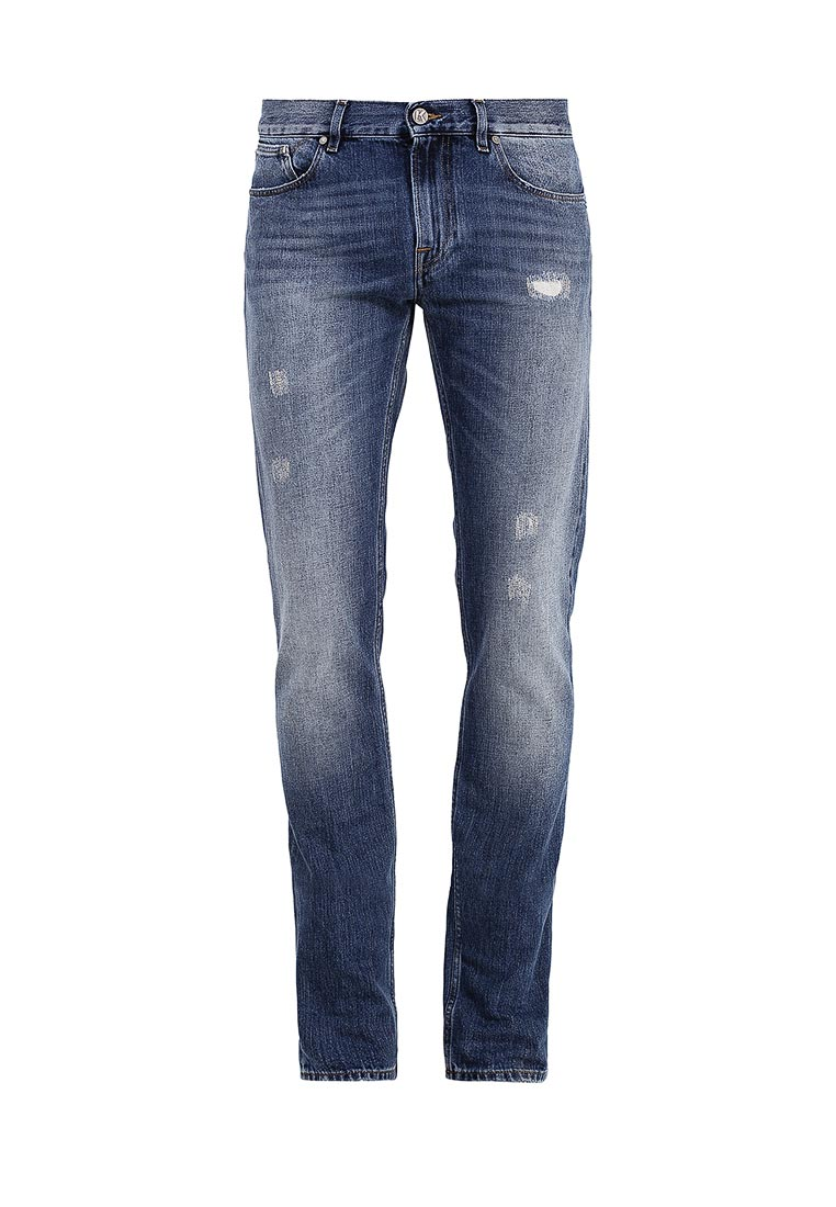 Зауженные джинсы Karl Lagerfeld 265801