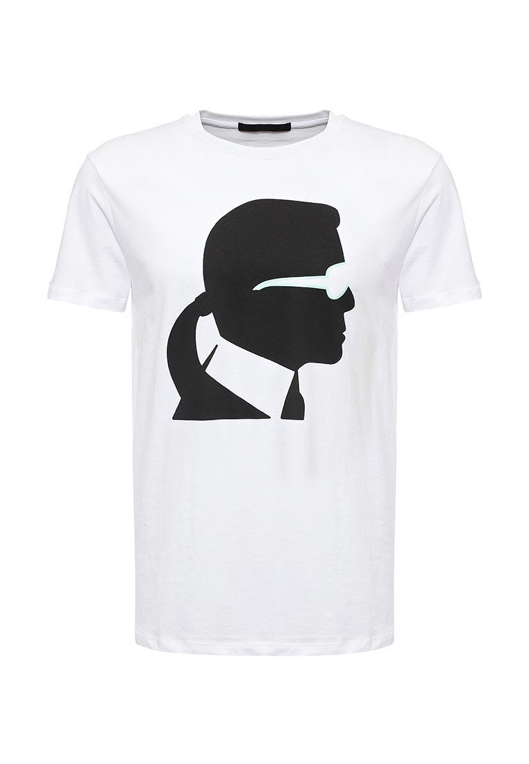 Футболка Karl Lagerfeld 755005
