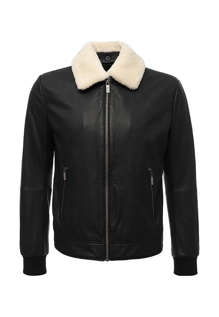 Кожаная куртка Karl Lagerfeld 555000