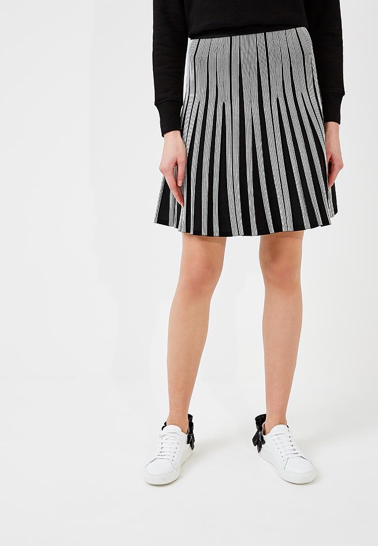 Широкая юбка Karl Lagerfeld 81kw2010