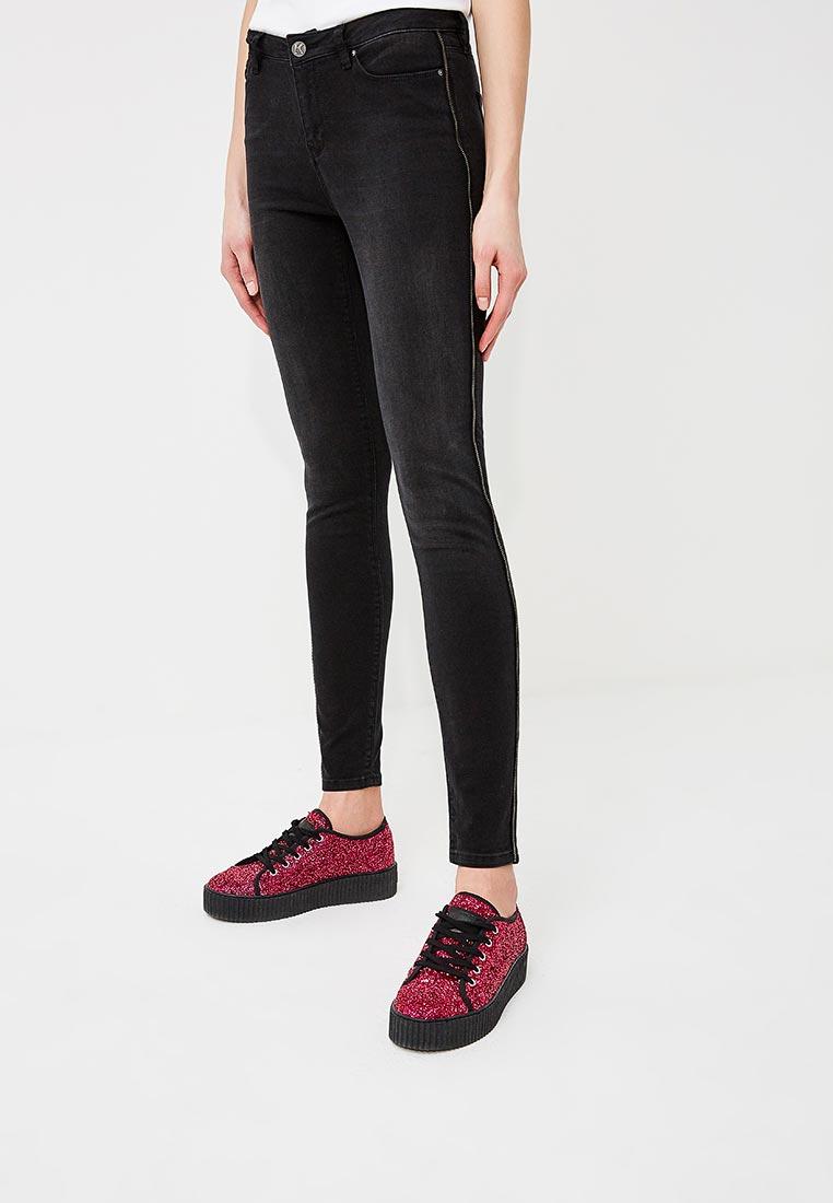Зауженные джинсы Karl Lagerfeld 81kw1800