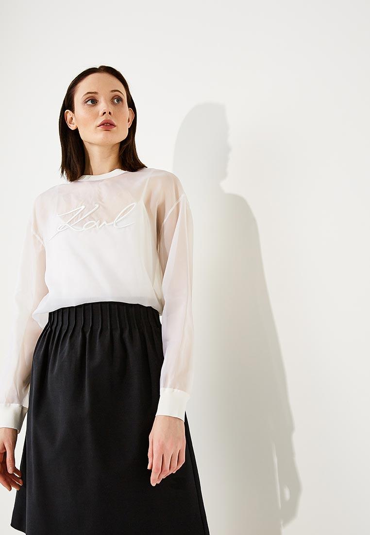Блуза Karl Lagerfeld 81kw1606