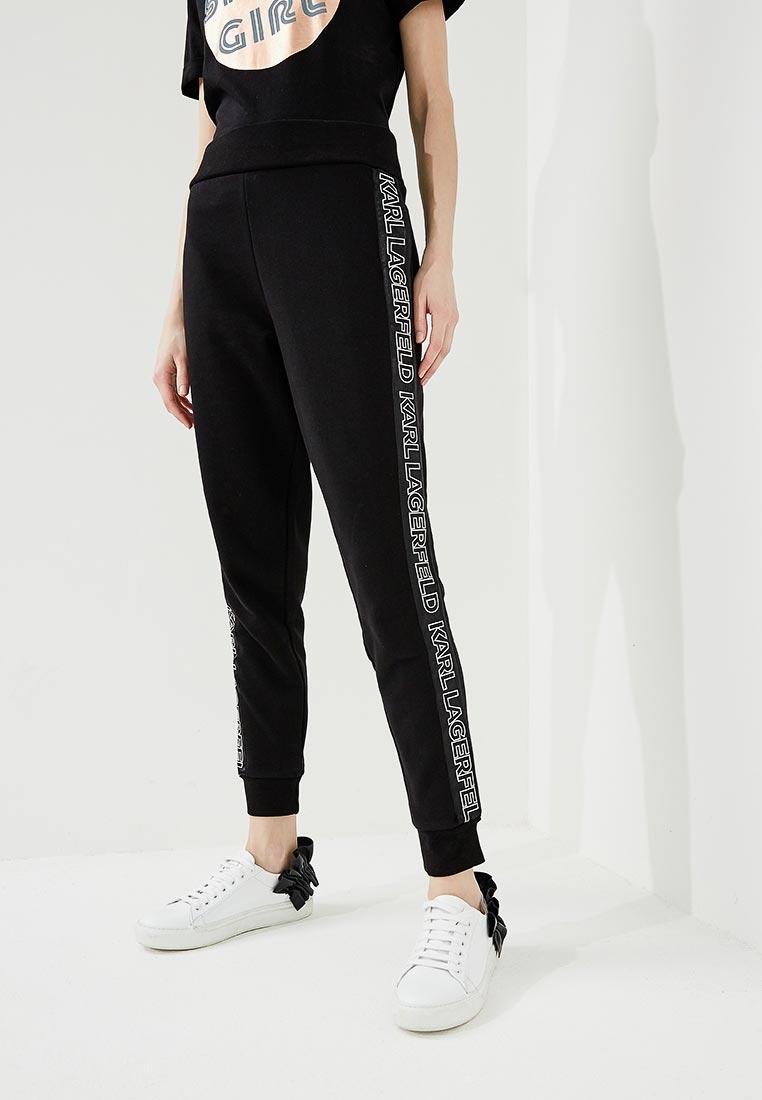 Женские спортивные брюки Karl Lagerfeld 81kw1010