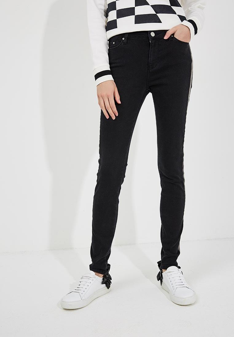 Зауженные джинсы Karl Lagerfeld 85KW1800