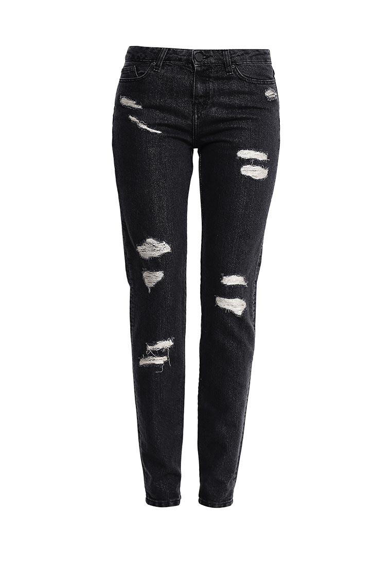 Зауженные джинсы Karl Lagerfeld 61KW1801