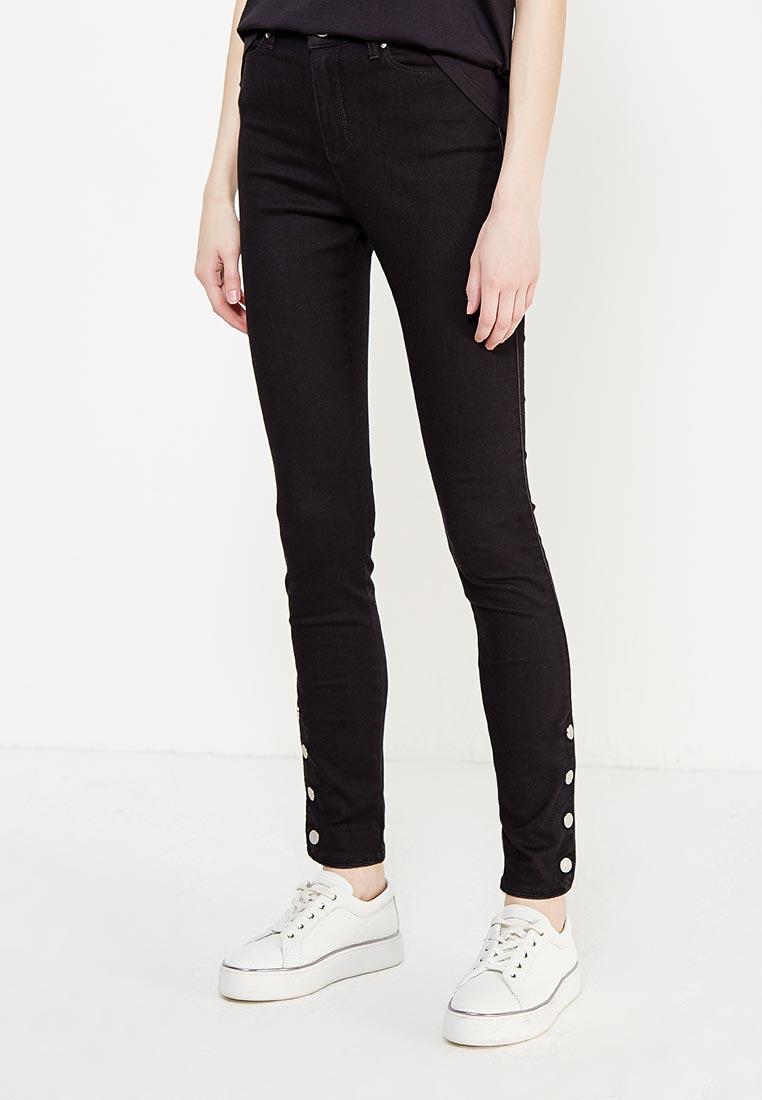Зауженные джинсы Karl Lagerfeld 76KW1803