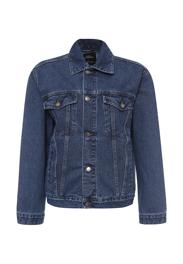 Джинсовая куртка Katya Dobryakova beauty is found jeance jacket