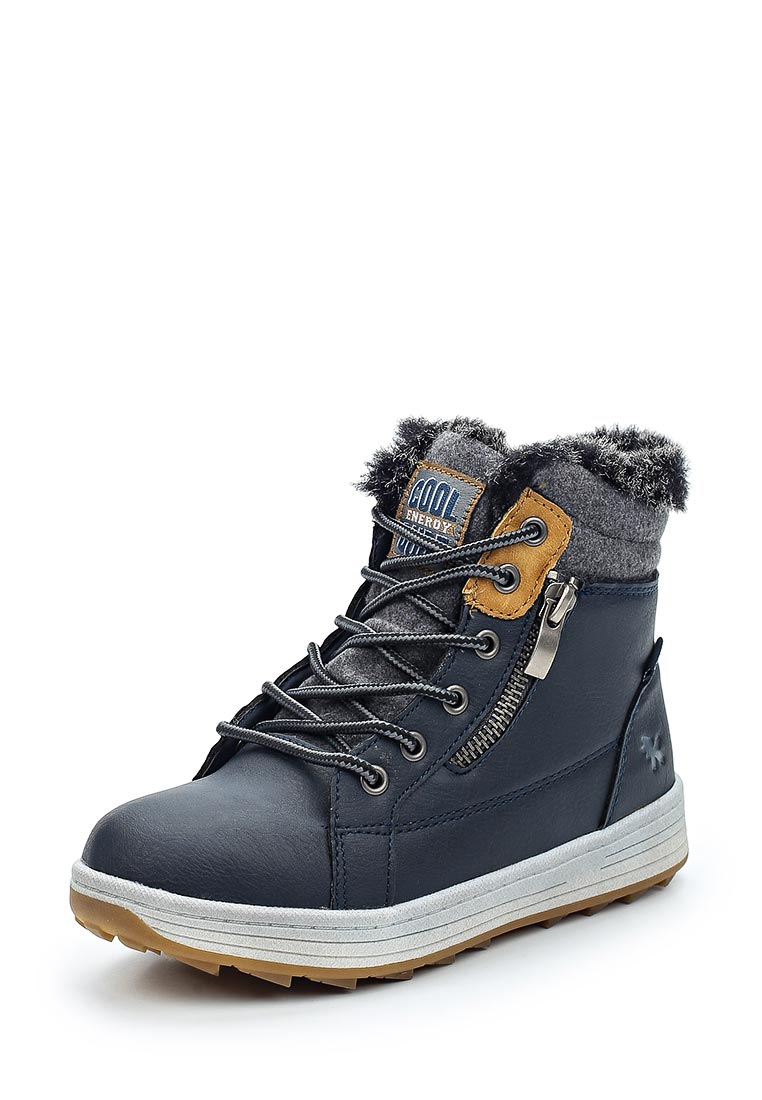 Ботинки для мальчиков Kakadu 6940A