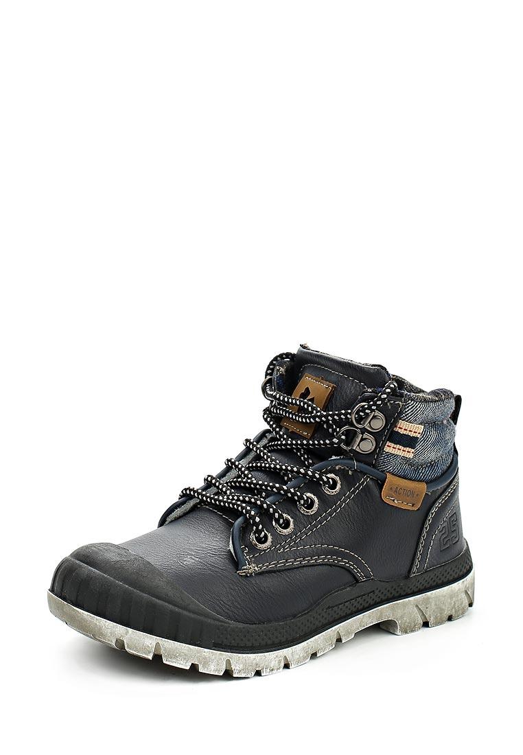 Ботинки для мальчиков Kakadu 6949A