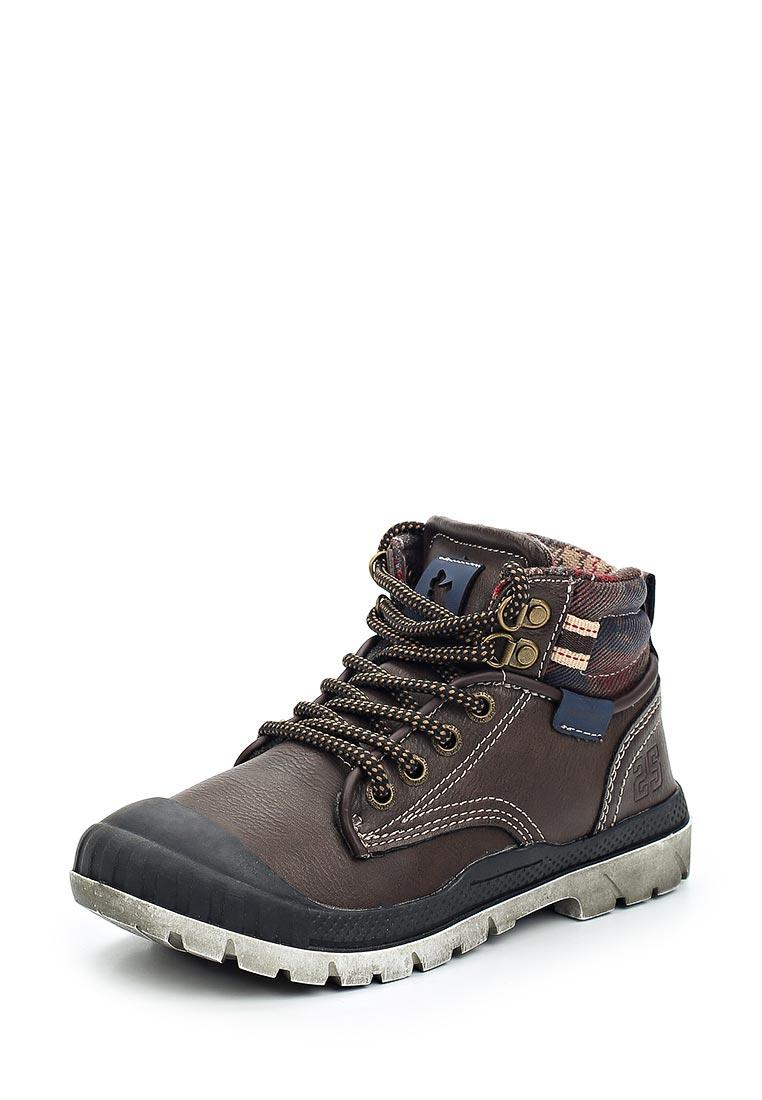 Ботинки для мальчиков Kakadu 6949B