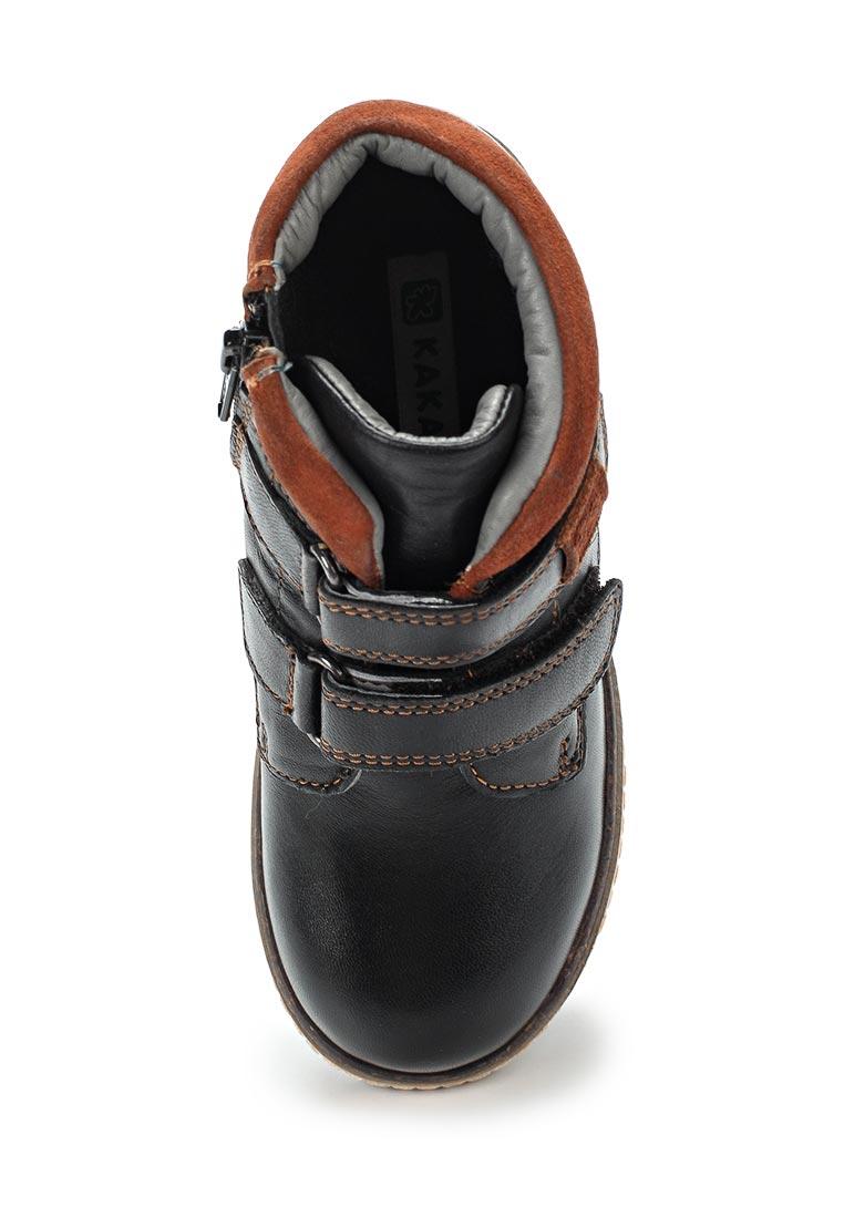 Ботинки для мальчиков Kakadu 6983A: изображение 4