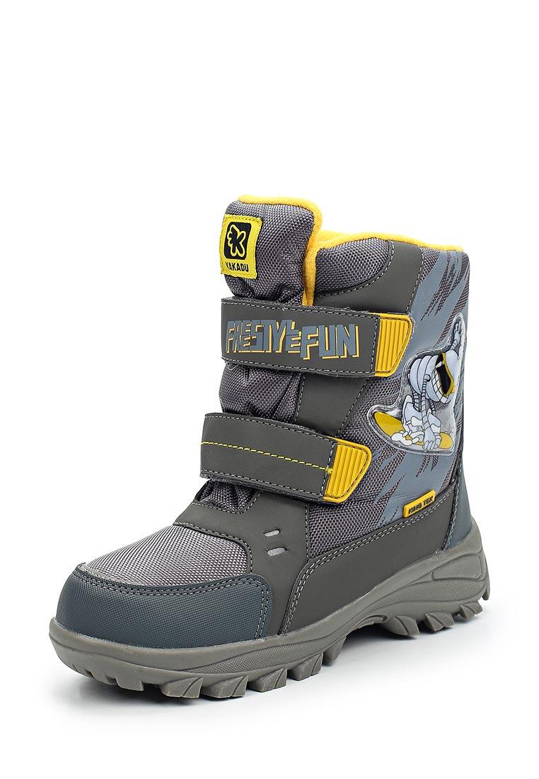 Ботинки для мальчиков Kakadu 6909B