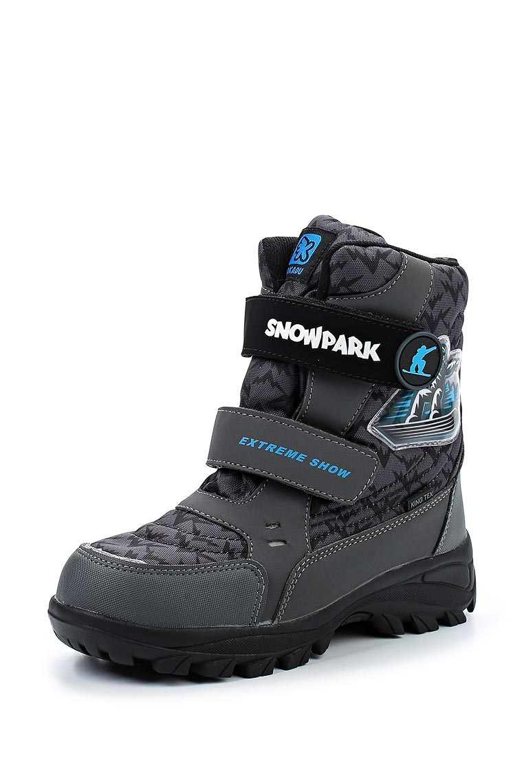 Ботинки для мальчиков Kakadu 6910B