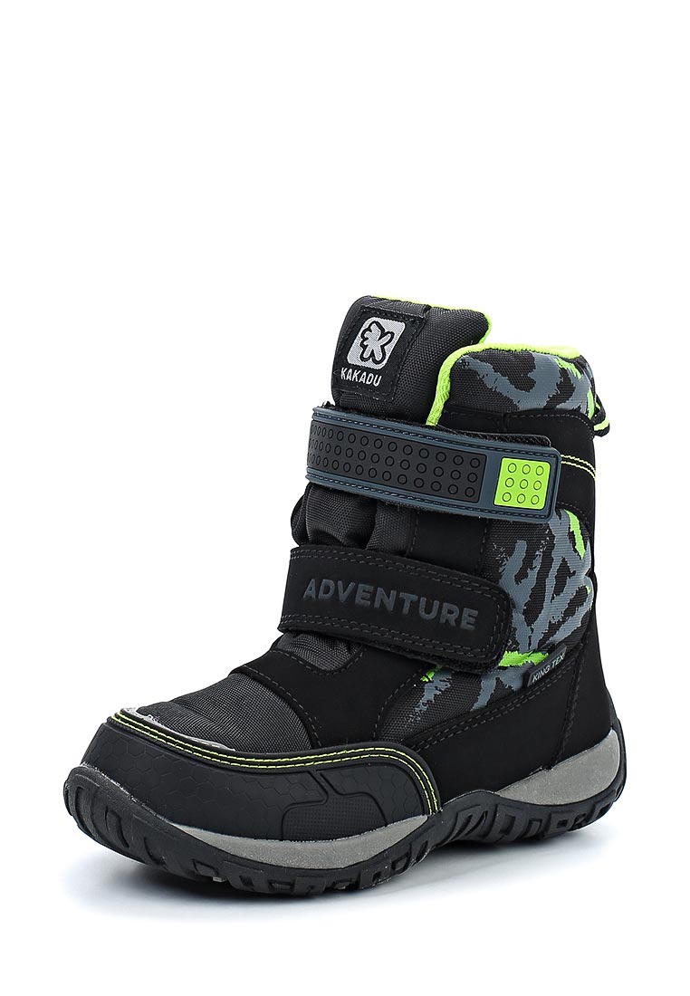 Ботинки для мальчиков Kakadu 6912B