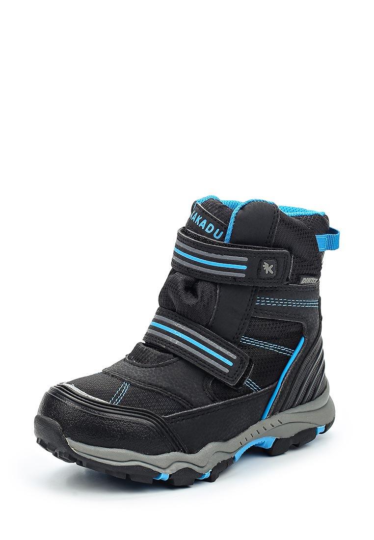 Ботинки для мальчиков Kakadu 6936A