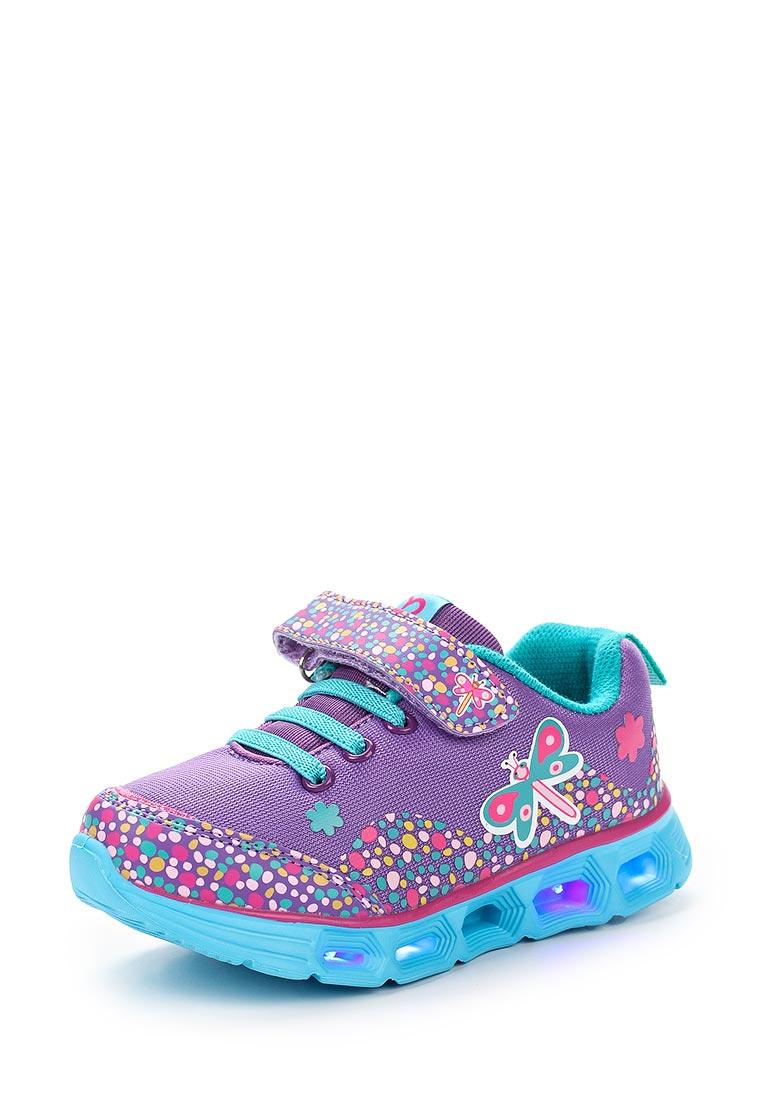 Кроссовки для девочек Kakadu 7184C