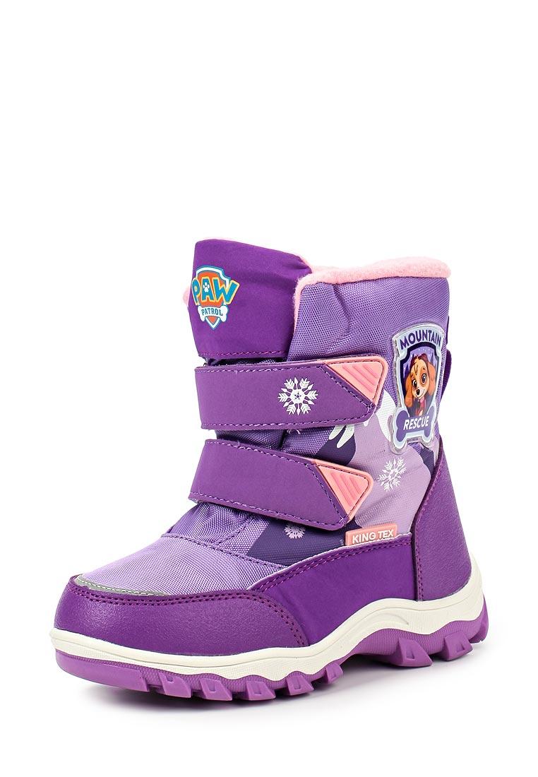 Ботинки для девочек Kakadu 6504C