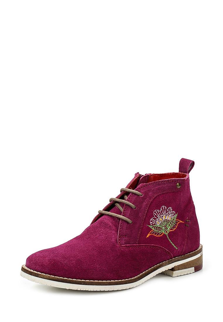 Ботинки для девочек Kakadu 6627A
