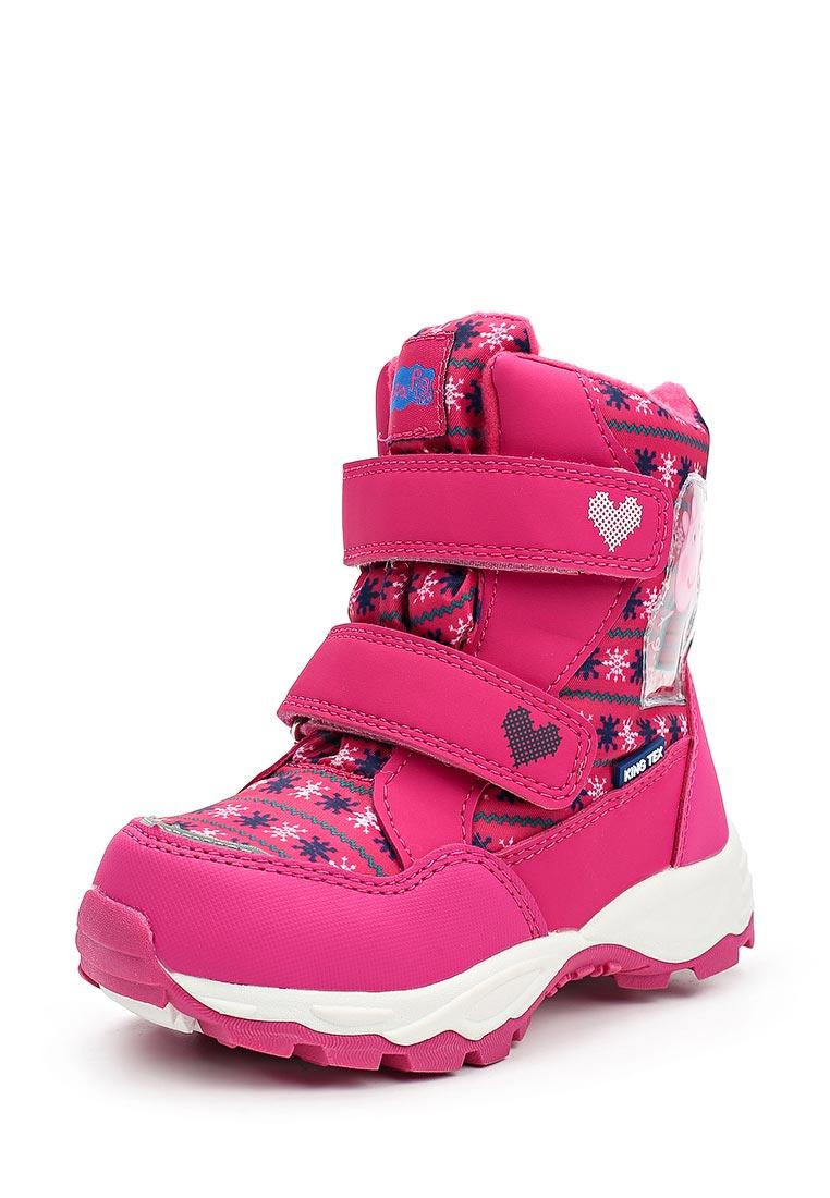 Ботинки для девочек Kakadu 6917B