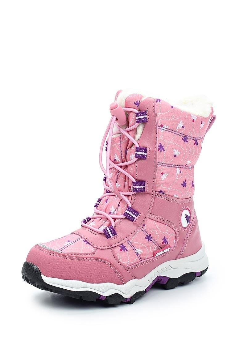 Ботинки для девочек Kakadu 6934A