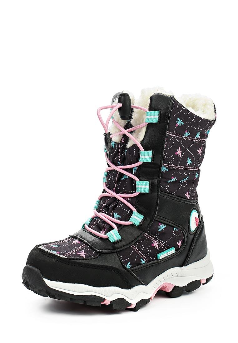 Ботинки для девочек Kakadu 6934B