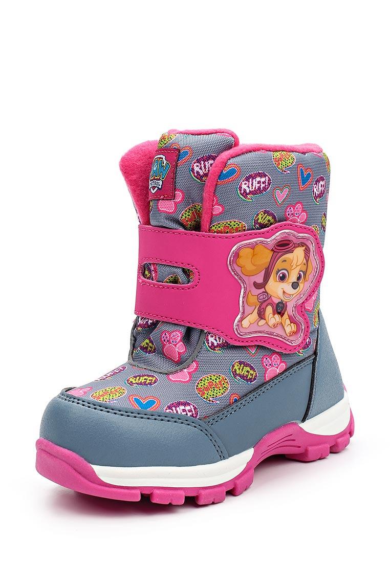 Ботинки для девочек Kakadu 6935C