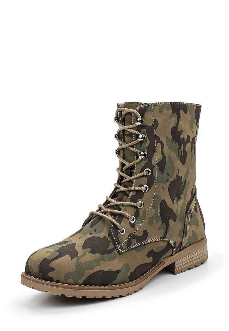 Женские ботинки Kayla KA5589SL