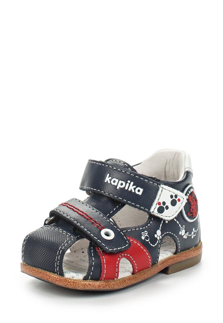 Сандалии для мальчиков Kapika 10135-1