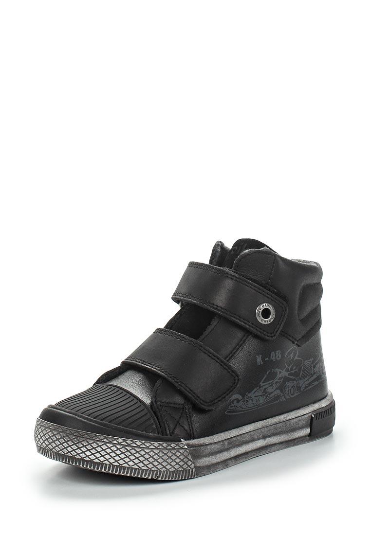 Ботинки для мальчиков Kapika 52284у-1