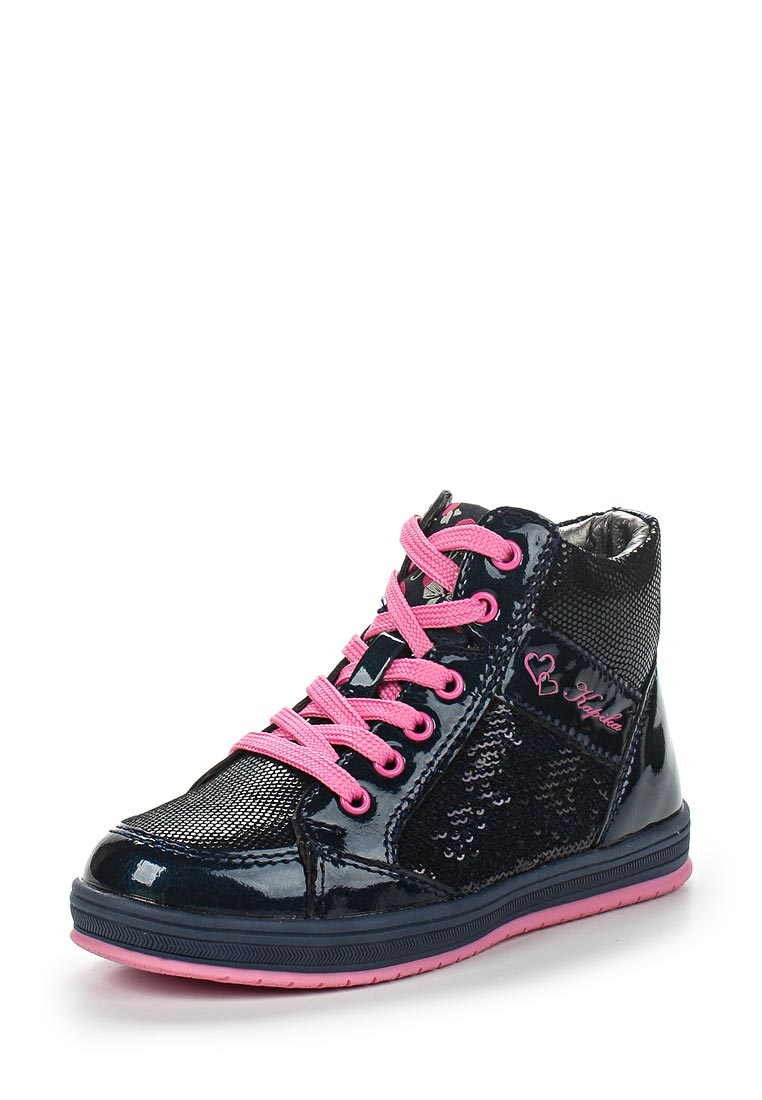 Ботинки для девочек Kapika 52296у-1
