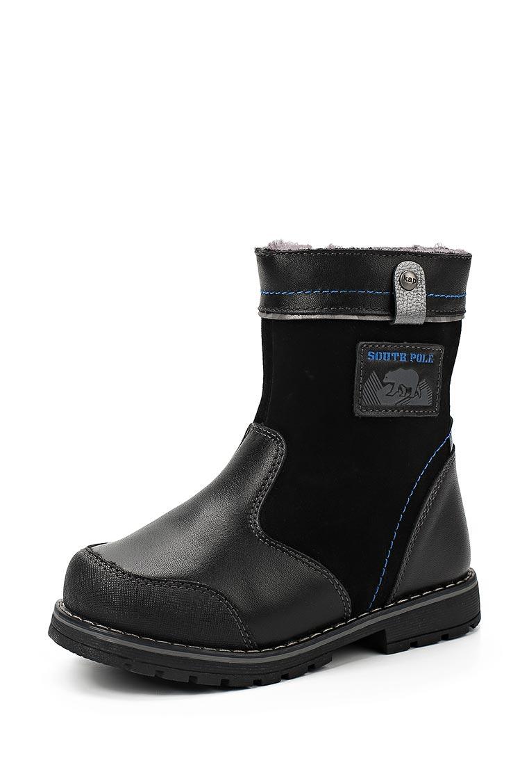 Ботинки для мальчиков Kapika 62108