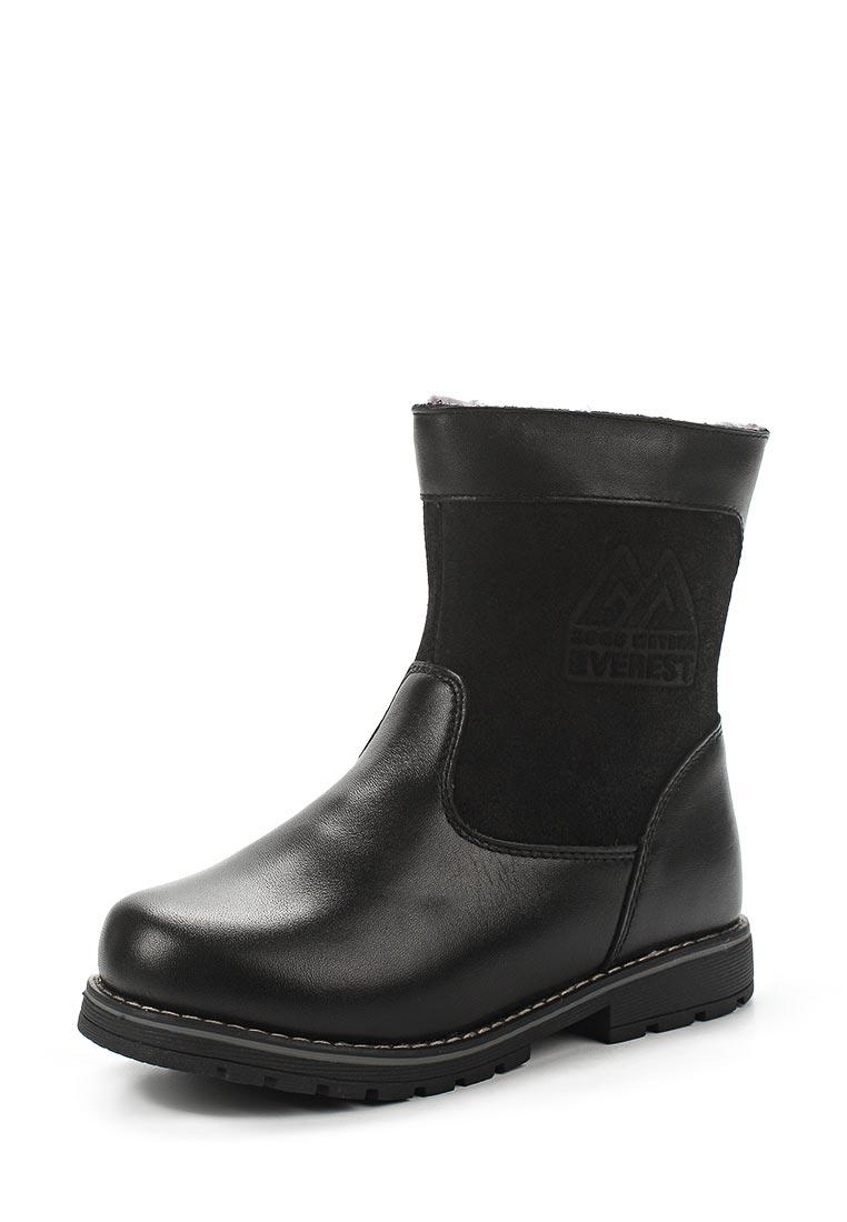 Ботинки для мальчиков Kapika 63244