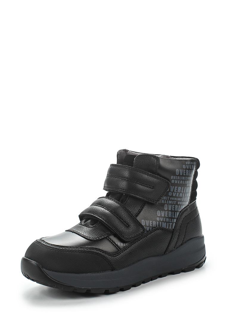Ботинки для мальчиков Kapika 63245