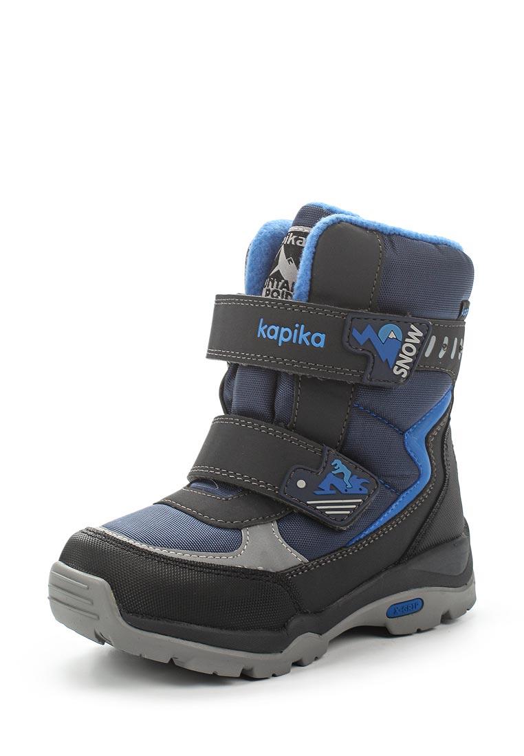 Ботинки для мальчиков Kapika 42230-1
