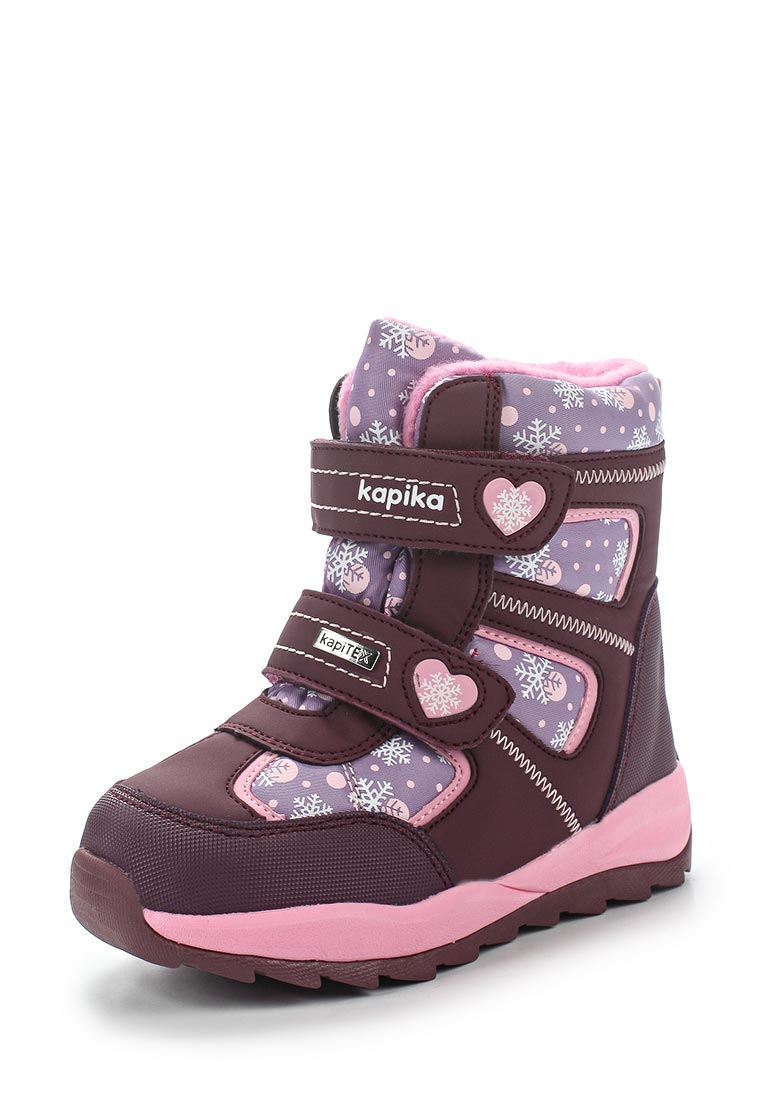 Ботинки для девочек Kapika 42237-2