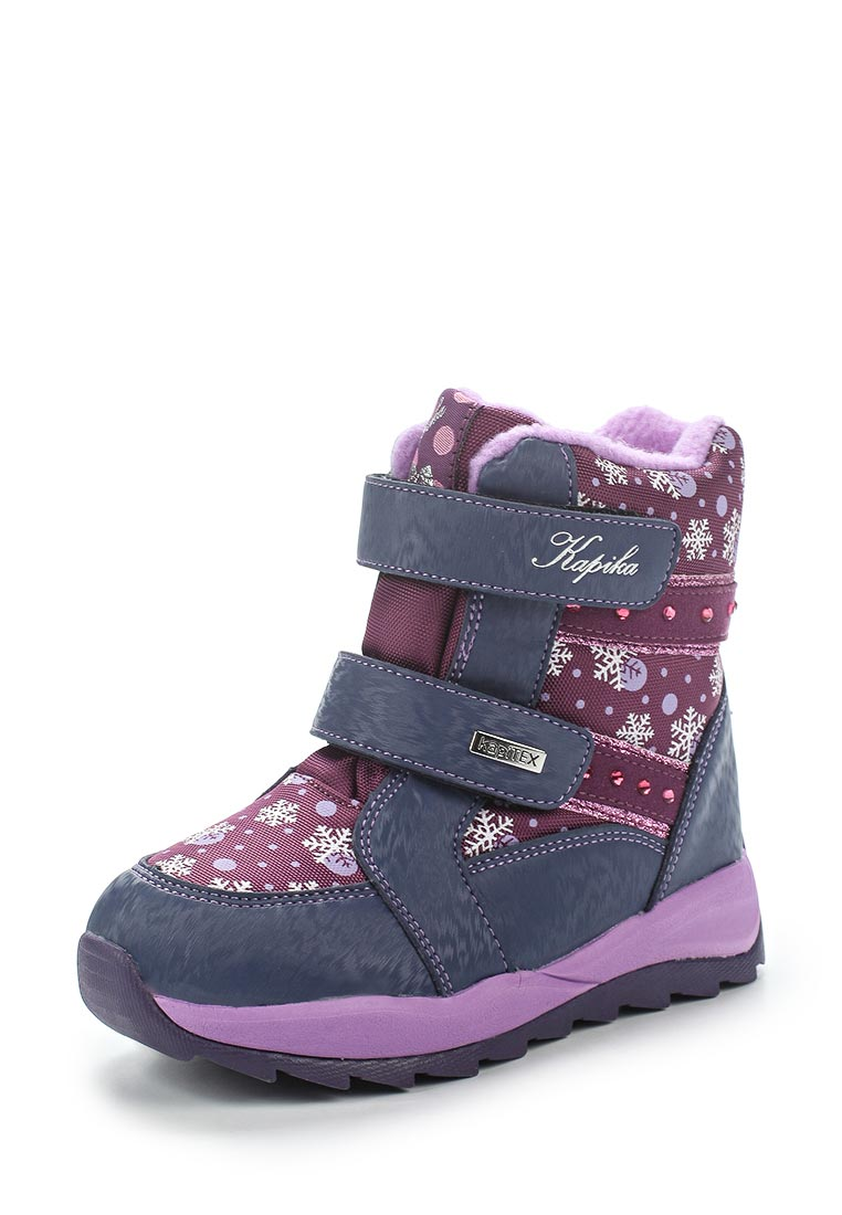 Ботинки для девочек Kapika 42240-1