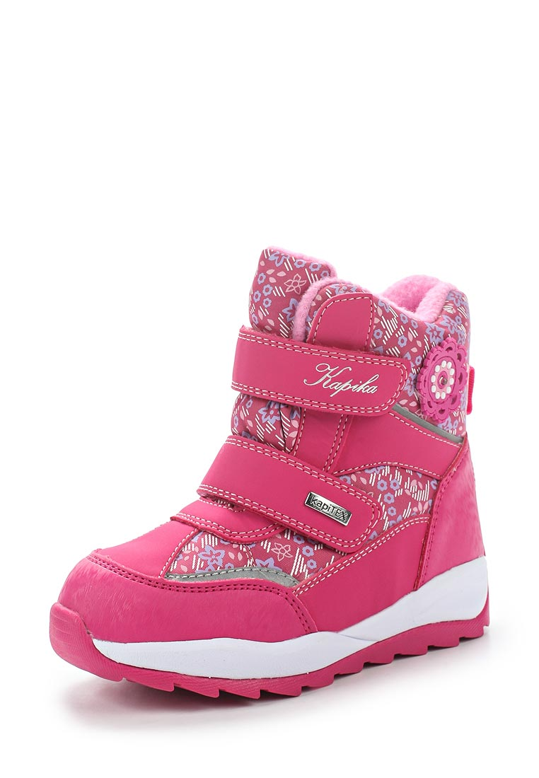 Ботинки для девочек Kapika 42245-1