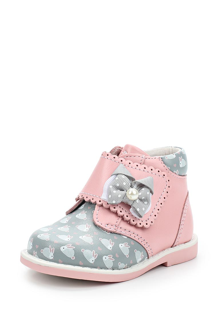 Ботинки для девочек Kapika 10118-1