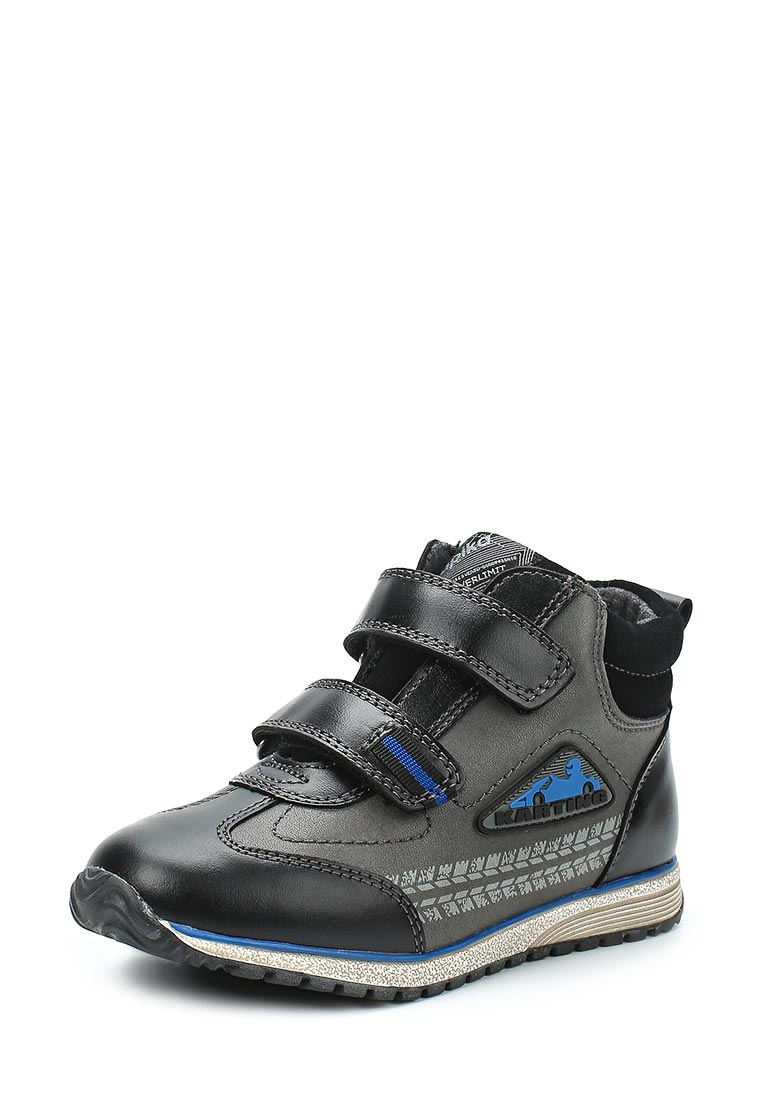 Ботинки для мальчиков Kapika 52280