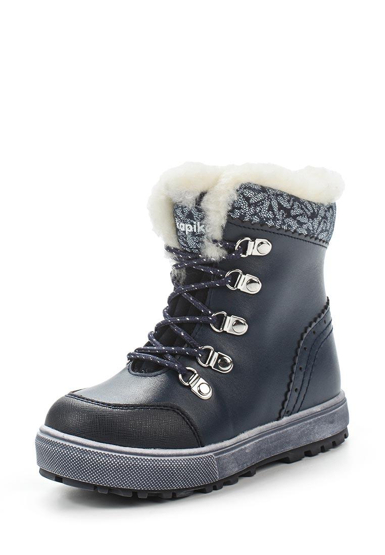 Ботинки для девочек Kapika 62098