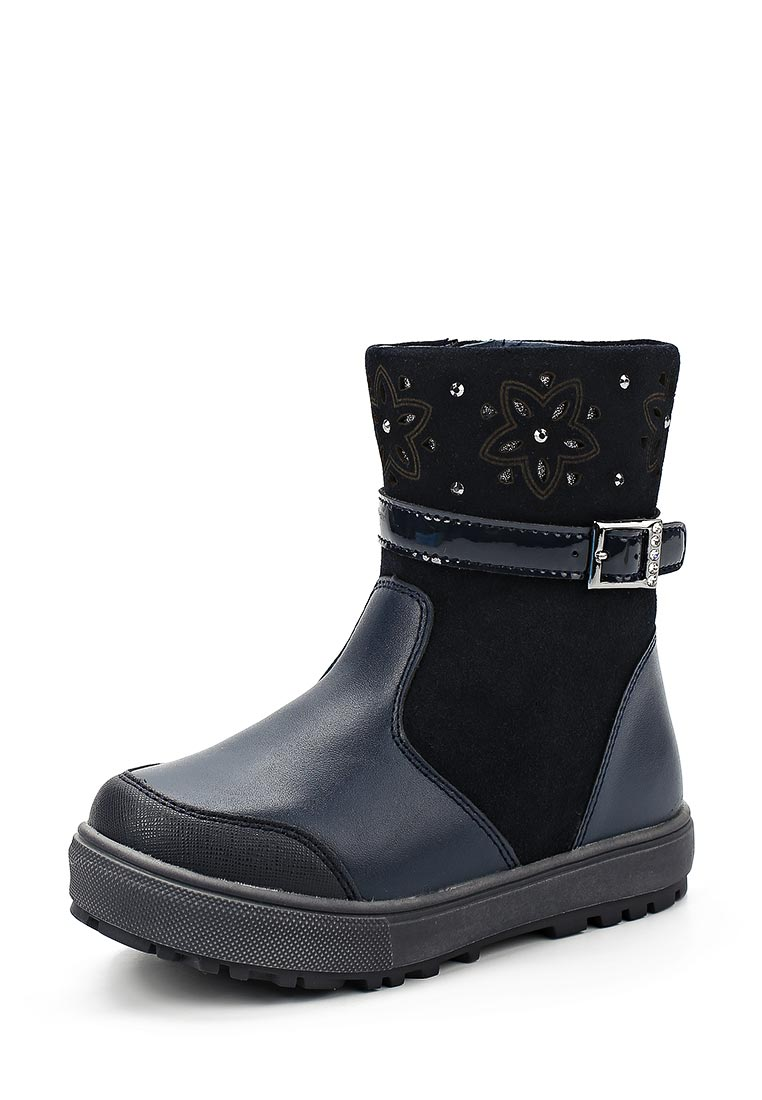 Ботинки для девочек Kapika 62100